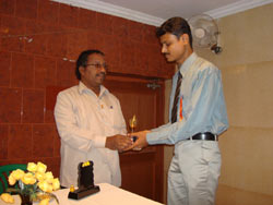 General Manager, K. V. Kannan, Onyxon Project Solutions Pvt. Ltd