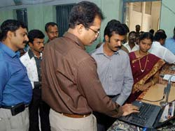 Kudamookku.com Website Launched by Thiru. M. S. Shanmugam, I.A.S. Dist. Collector