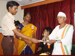 Independence Day Prize Distribution Function